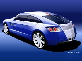 Ver foto 10 de Chrysler Airflite Concept 2003