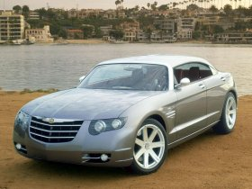 Ver foto 8 de Chrysler Airflite Concept 2003