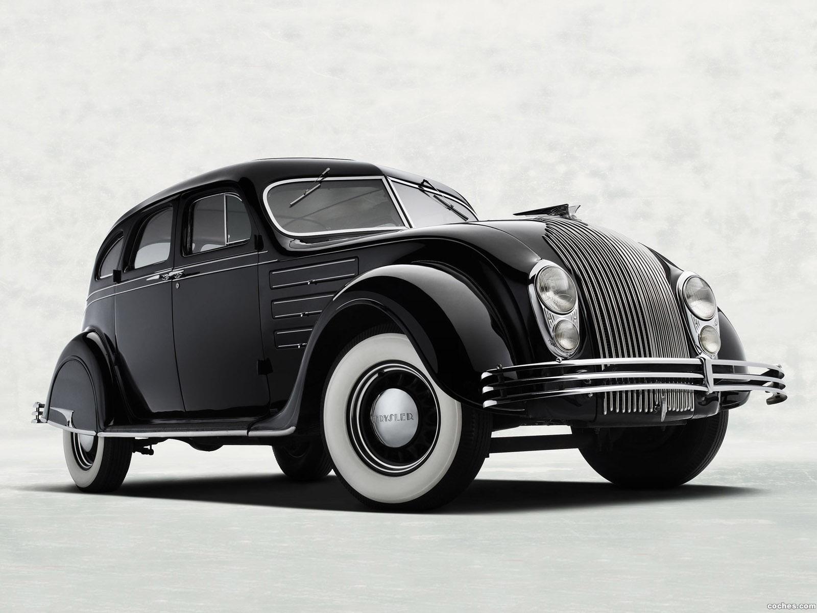 Foto 0 de Chrysler Airflow 1934