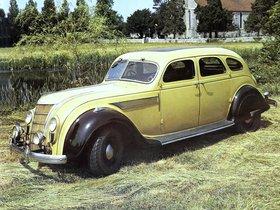 Ver foto 7 de Chrysler Airflow 1934