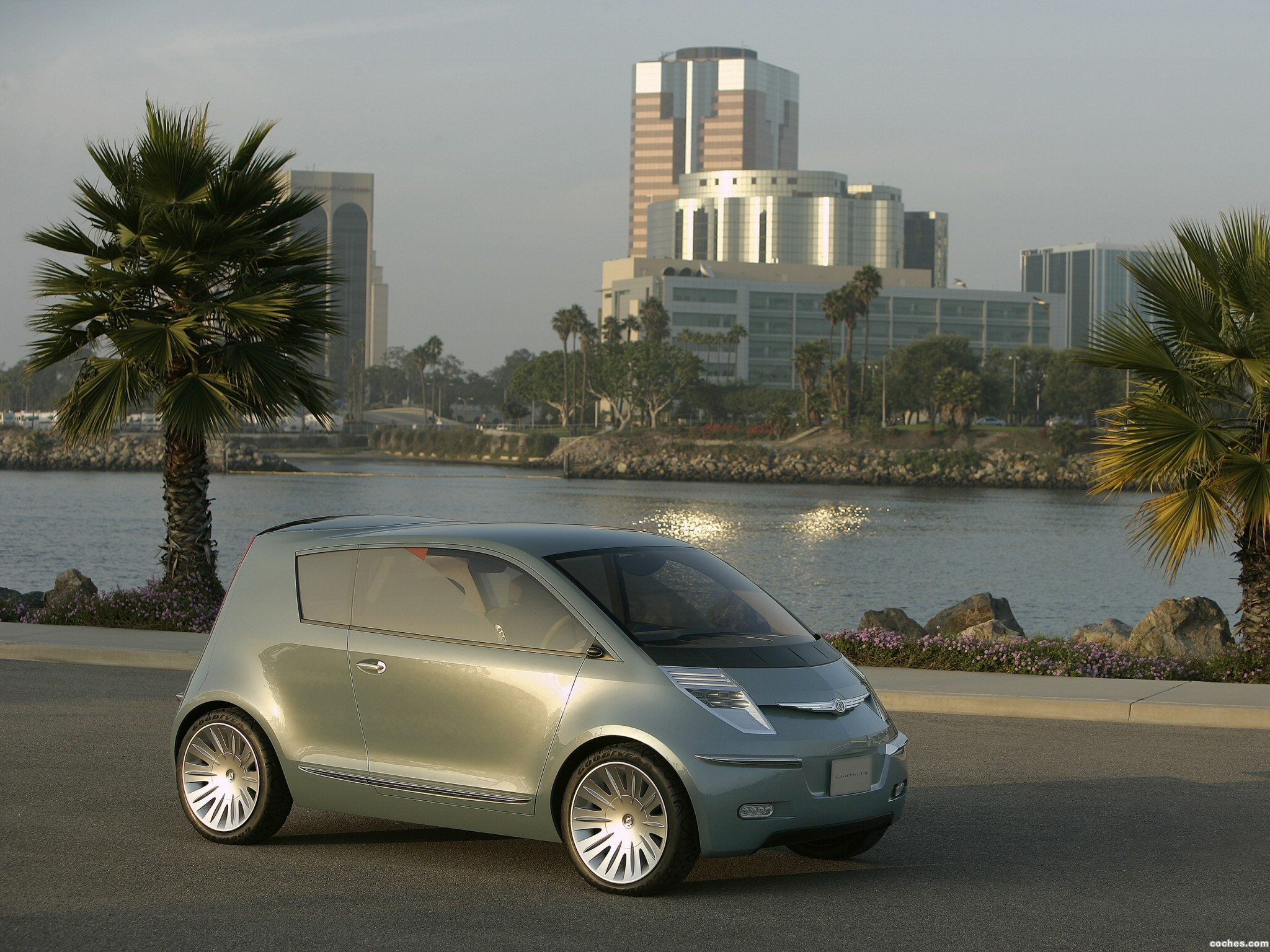 Foto 0 de Chrysler Akino Concept 2005