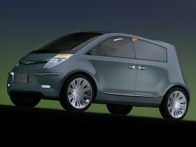 Ver foto 5 de Chrysler Akino Concept 2005
