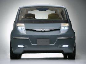 Ver foto 4 de Chrysler Akino Concept 2005