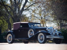 Ver foto 1 de Chrysler Convertible Victoria by Waterhouse 1931