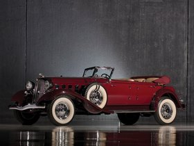 Ver foto 4 de Chrysler CL Imperial Dual Windshield Sport Phaeton 1933
