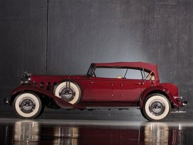 Ver foto 3 de Chrysler CL Imperial Dual Windshield Sport Phaeton 1933