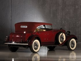 Ver foto 2 de Chrysler CL Imperial Dual Windshield Sport Phaeton 1933