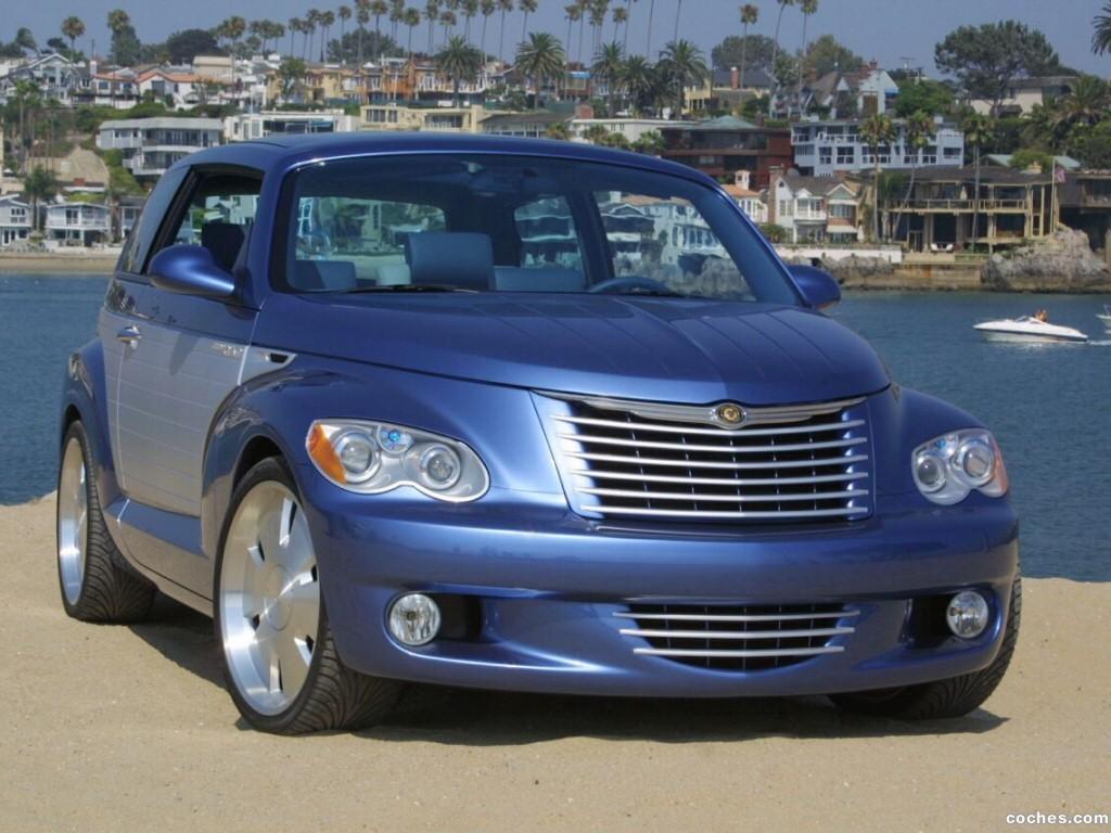 Foto 0 de Chrysler California Cruiser Concept 2002