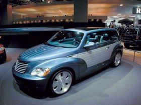 Ver foto 2 de Chrysler California Cruiser Concept 2002