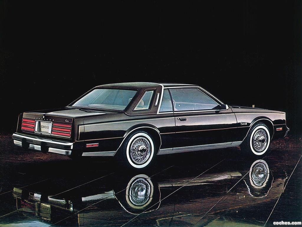 Foto 1 de Chrysler Cordoba 1980