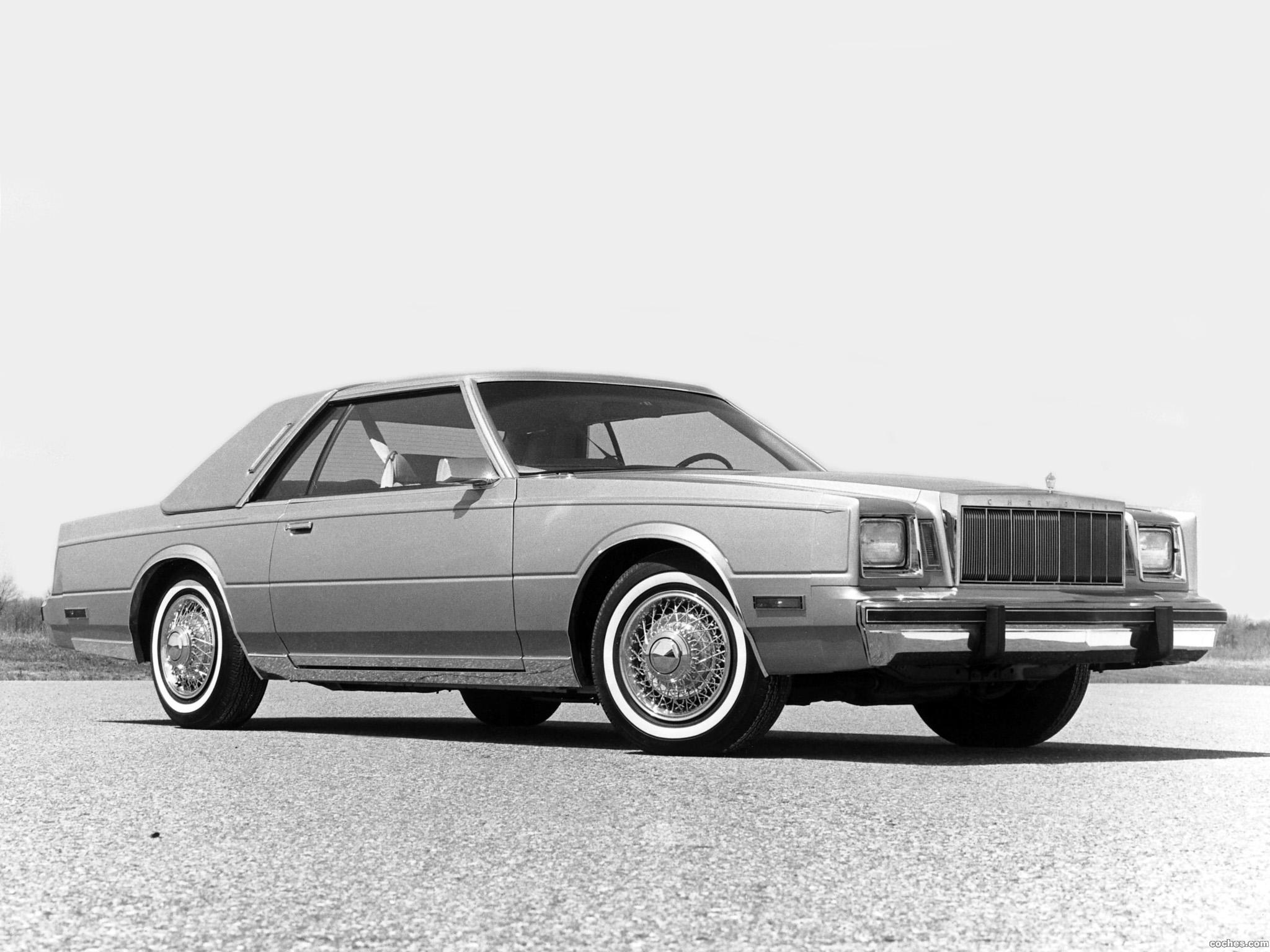 Foto 0 de Chrysler Cordoba 1980
