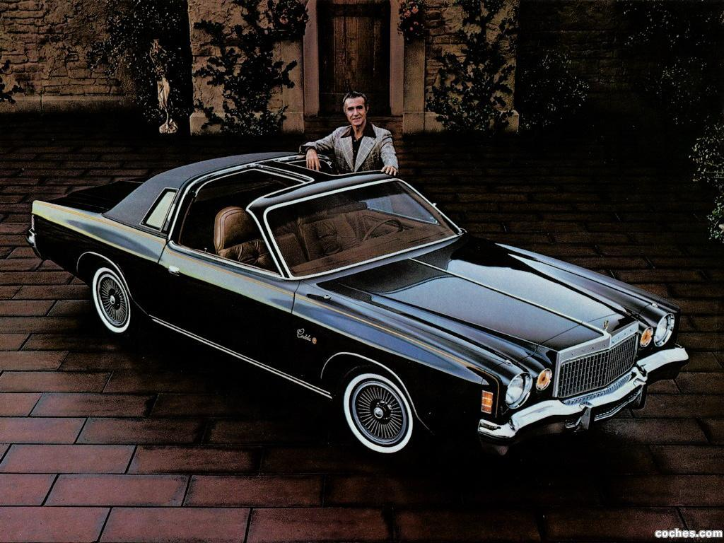 Foto 0 de Chrysler Cordoba T-Top 1975