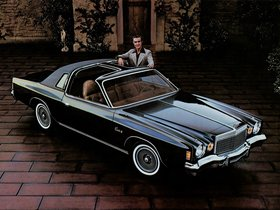 Ver foto 1 de Chrysler Cordoba T-Top 1975