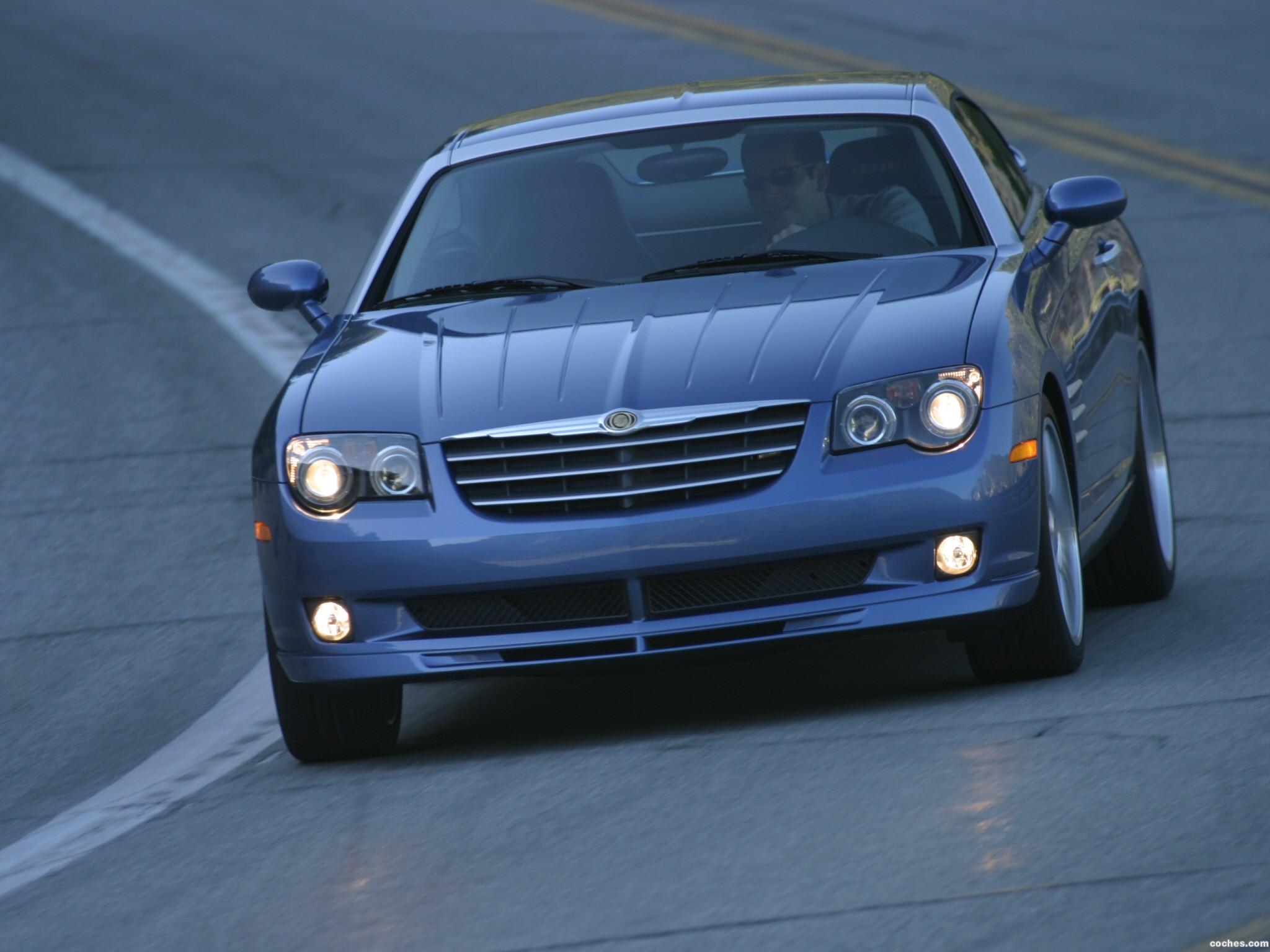 Foto 0 de Chrysler Crossfire 2004