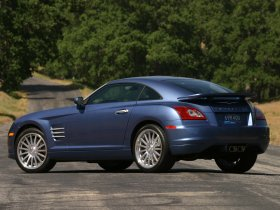 Ver foto 7 de Chrysler Crossfire 2004