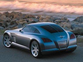 Ver foto 4 de Chrysler Crossfire Concept 2001