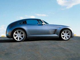 Ver foto 3 de Chrysler Crossfire Concept 2001