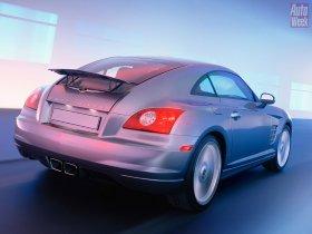 Ver foto 2 de Chrysler Crossfire Concept 2001