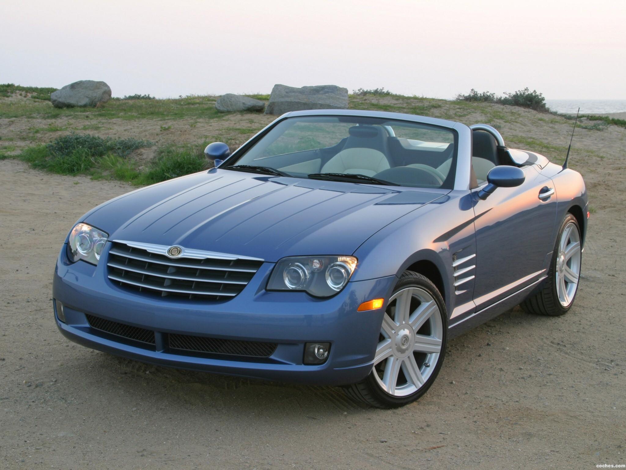 Foto 0 de Chrysler Crossfire Roadster 2004