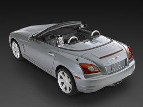 Ver foto 2 de Chrysler Crossfire Roadster 2004
