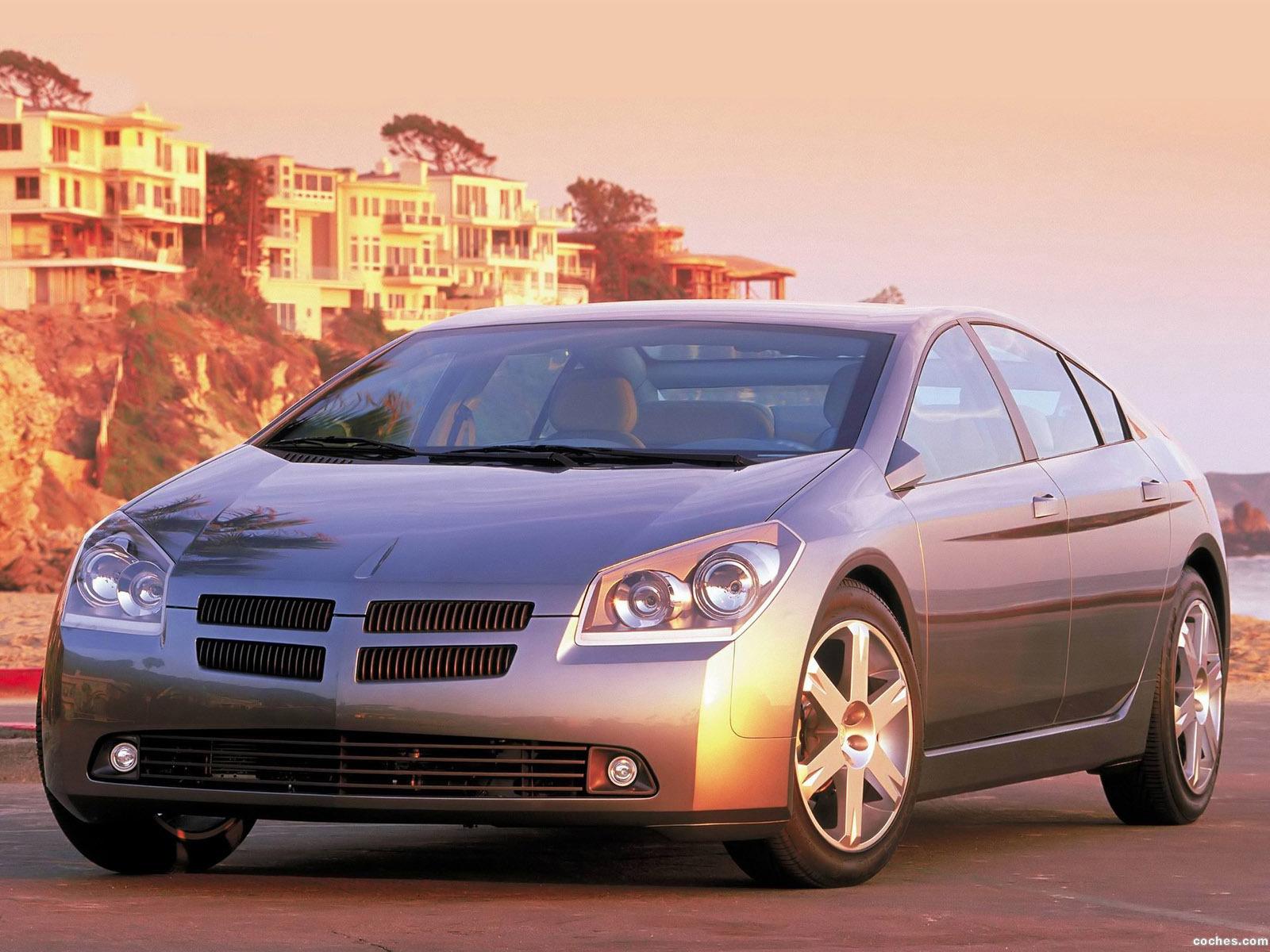 Foto 0 de Chrysler ESX3 Concept 2000