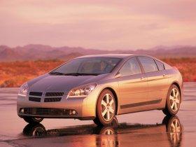 Ver foto 2 de Chrysler ESX3 Concept 2000