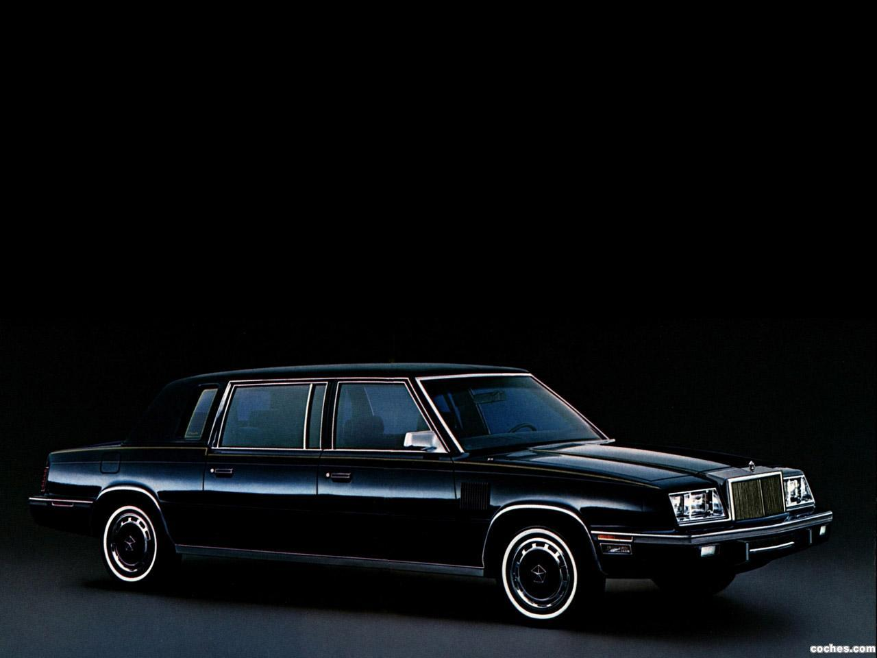 Foto 0 de Chrysler Executive 1983