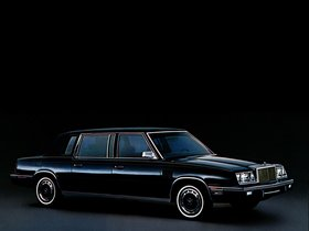 Ver foto 1 de Chrysler Executive 1983