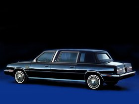 Ver foto 3 de Chrysler Executive Limousine 1983