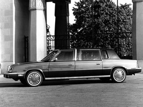 Ver foto 2 de Chrysler Executive Limousine 1983