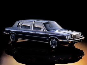 Ver foto 1 de Chrysler Executive Limousine 1983