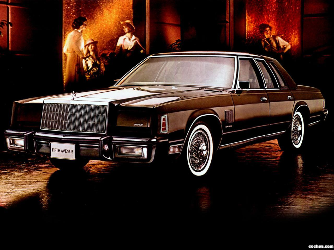Foto 1 de Chrysler Fifth Avenue 1980