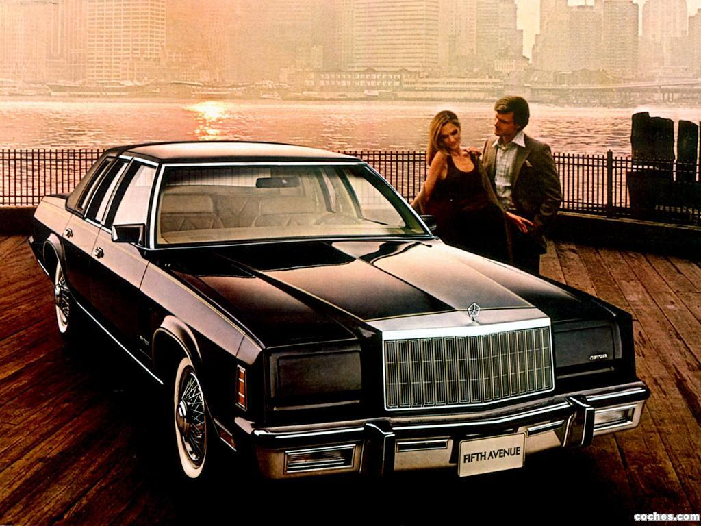 Foto 0 de Chrysler Fifth Avenue 1980