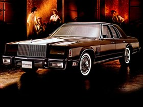 Ver foto 2 de Chrysler Fifth Avenue 1980