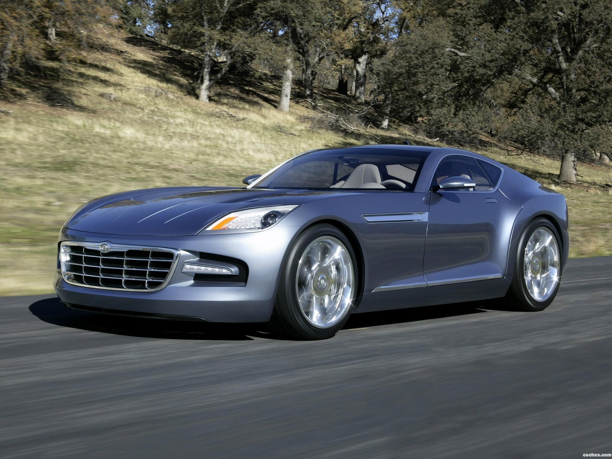 Foto 0 de Chrysler Firepower Concept 2005