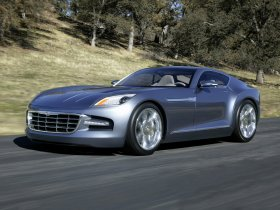 Ver foto 1 de Chrysler Firepower Concept 2005