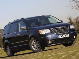 Ver foto 7 de Chrysler Grand Voyager Limited 2008