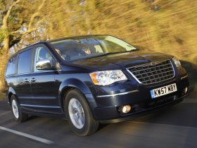 Ver foto 5 de Chrysler Grand Voyager Limited 2008
