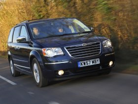 Ver foto 4 de Chrysler Grand Voyager Limited 2008