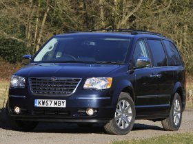 Fotos de Chrysler Grand Voyager Limited 2008