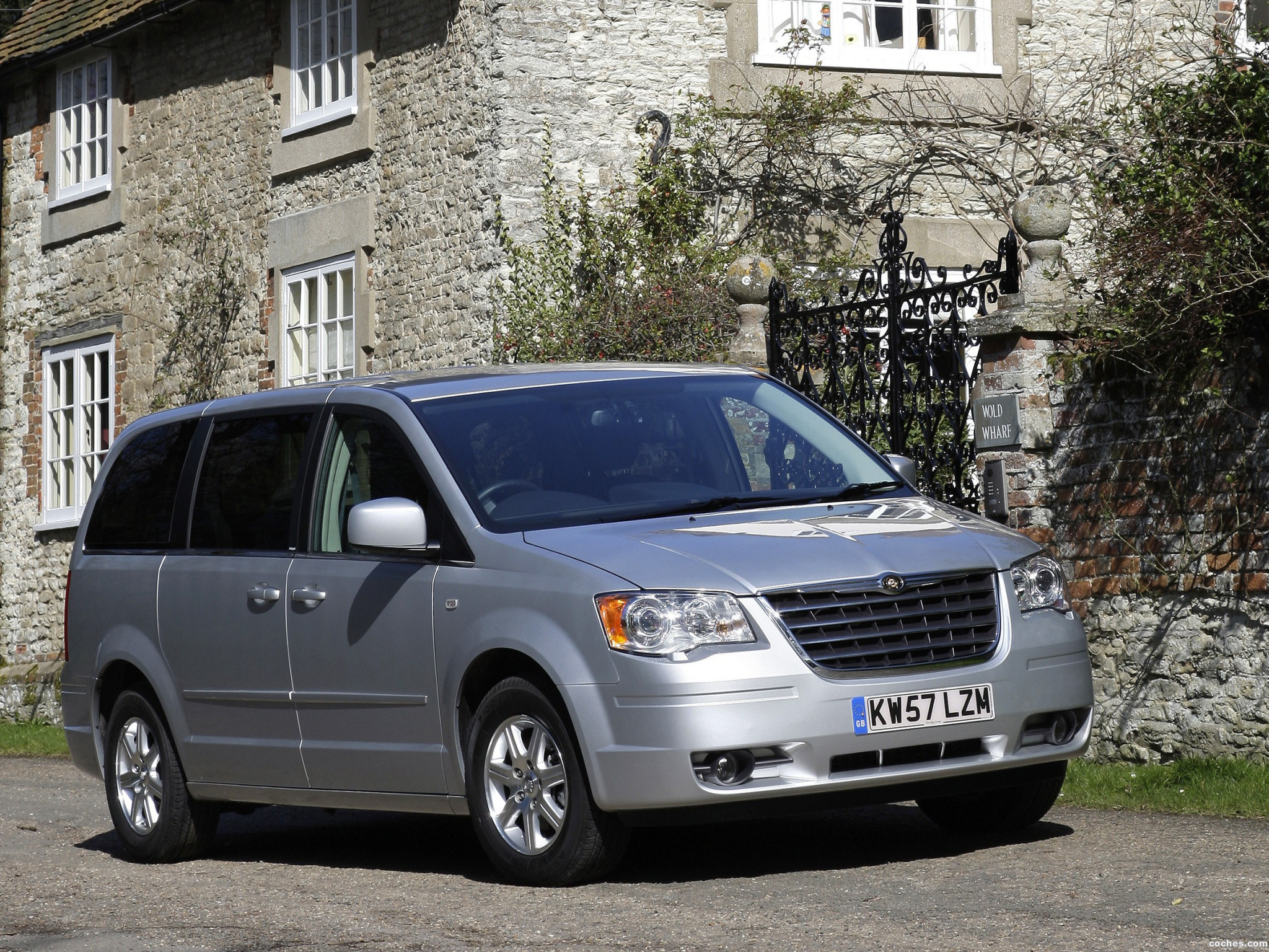 Foto 0 de Chrysler Grand Voyager Touring 2008