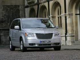 Ver foto 9 de Chrysler Grand Voyager Touring 2008