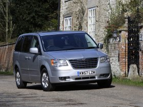 Ver foto 6 de Chrysler Grand Voyager Touring 2008