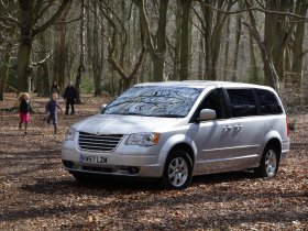 Ver foto 5 de Chrysler Grand Voyager Touring 2008