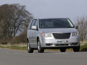 Ver foto 3 de Chrysler Grand Voyager Touring 2008