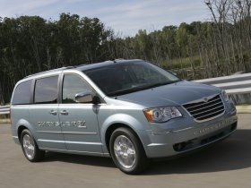 Fotos de Chrysler Grand Voyager eV Concept 2008