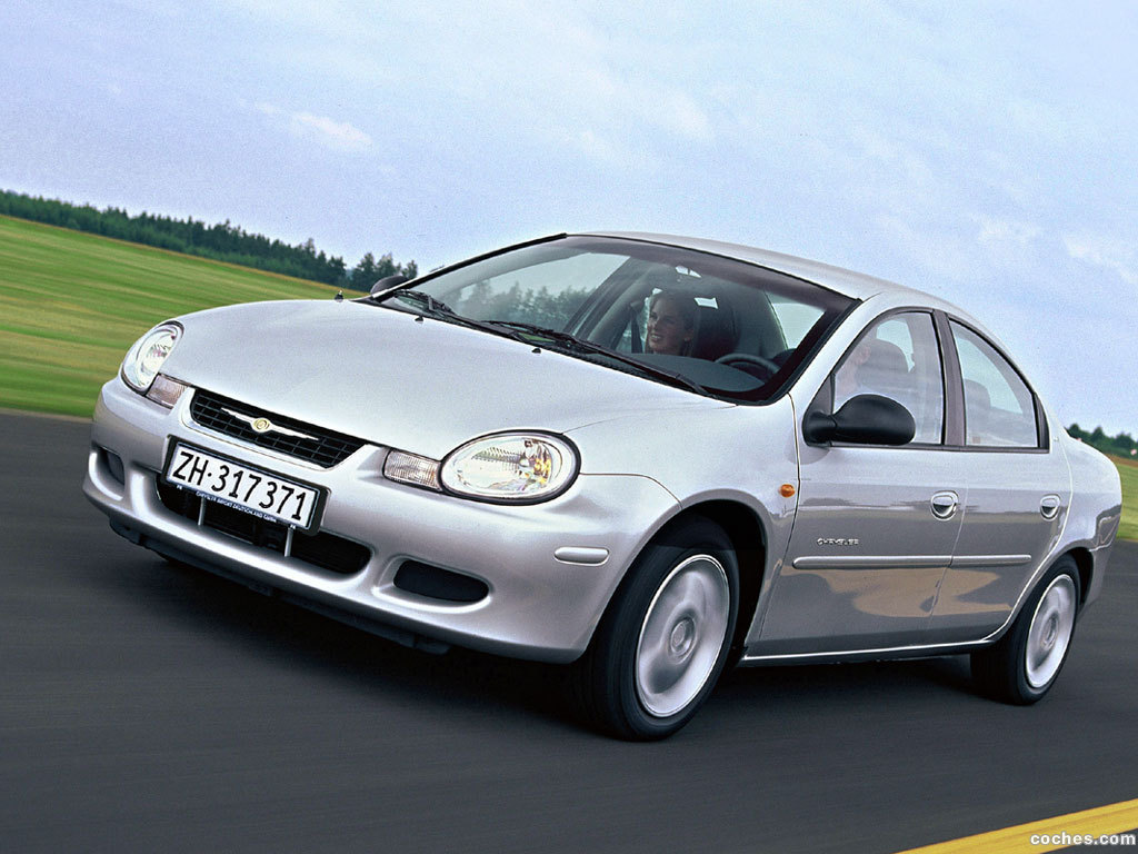 Fotos De Chrysler Neon 1999