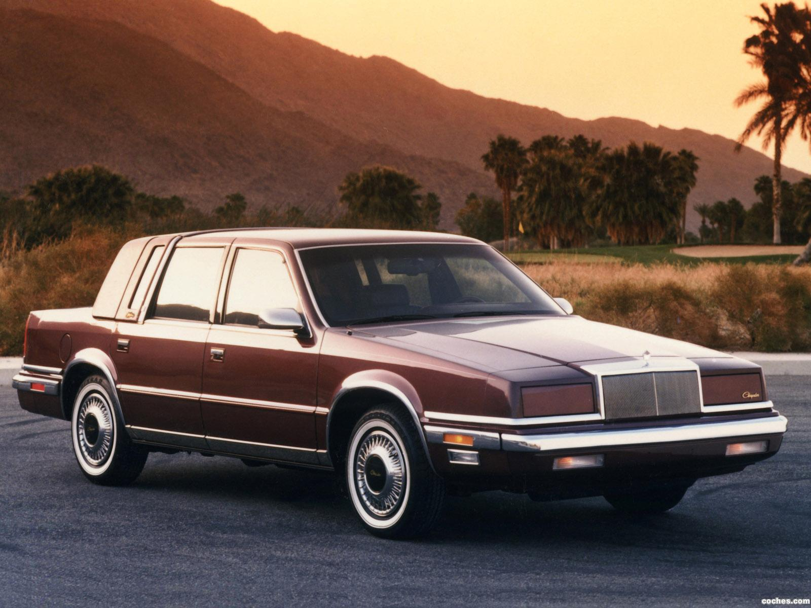 Foto 0 de Chrysler New Yorker 1988