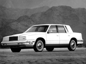 Ver foto 2 de Chrysler New Yorker 1988