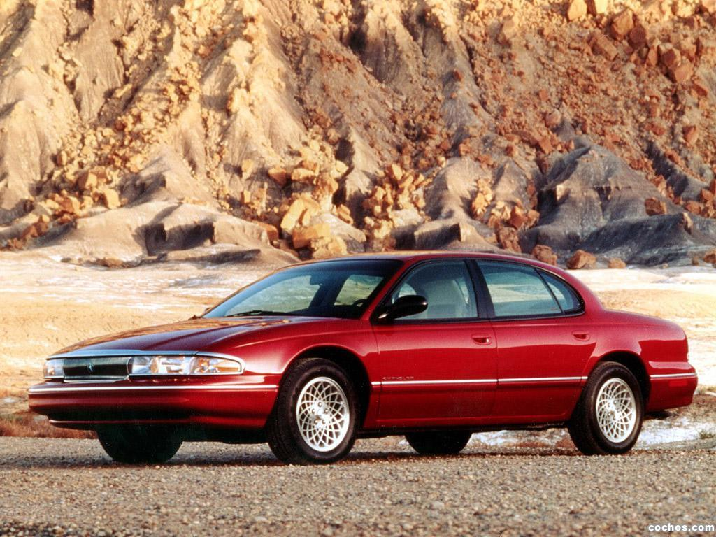 Foto 0 de Chrysler New Yorker 1994